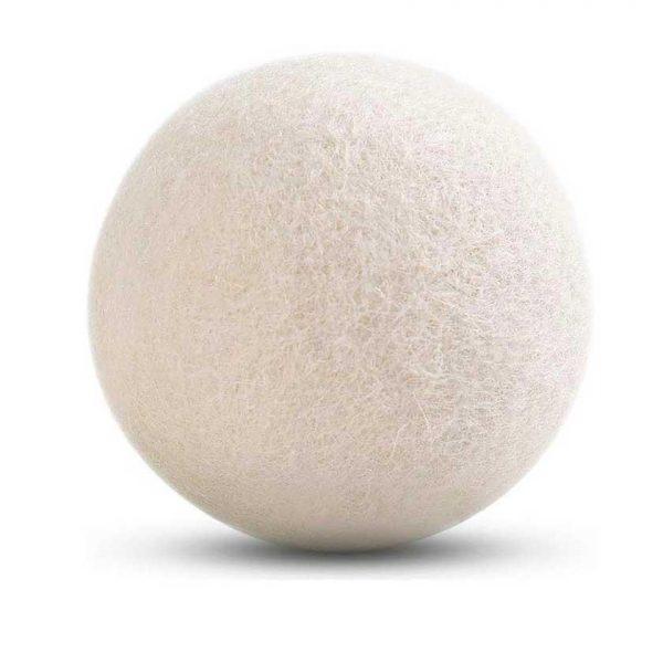 Organic dryer ball