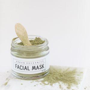 Urban Oreganics Facial Mask - Green Tea
